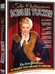 Outrageous Sophie Tucker - (Region 1 Import DVD)