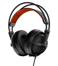 Steelseries Siberia 200 Gaming Headset - Black
