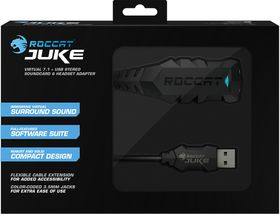 Roccat Headset Juke Virtual 7.1 USB (PC)