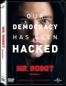Mr Robot Season 1 (DVD)
