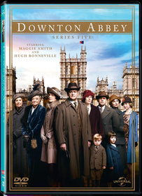 Downton Abbey Season 5 (DVD)