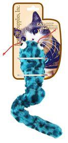 Bestpetz -  Cat Toy Tadpole With Catnip - Blue