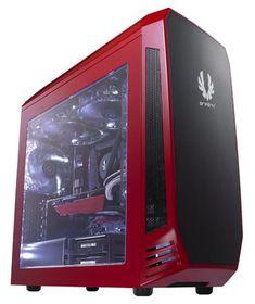 BitFenix Aegis Red - M-ATX Tower