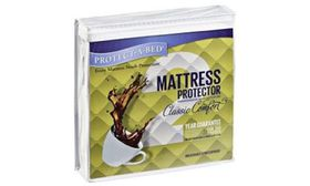 Protect-A-Bed - Classic Comfort Mattress Protector - (Size: Double)