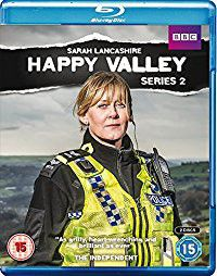 Happy Valley: Series 2 (Blu-Ray)