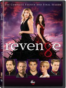 Revenge Season 4 (DVD)