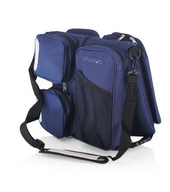 Nuovo - Baby 3-in-1 Carry And Nappy Bag - Navy