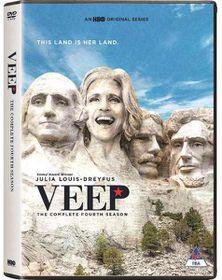 Veep Season 4 (DVD)