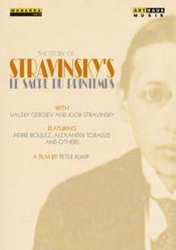 Story of Stravinsky's Le Sacre Du Printemps (DVD)