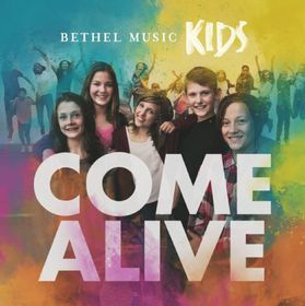 Bethel Music Kids-Come Alive (CD)