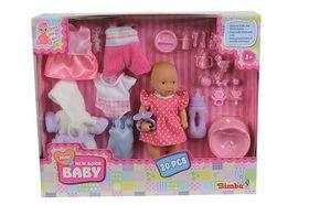 Mini New Born Baby Clothing Set
