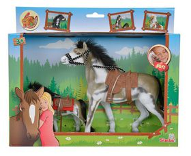 Champion Beauty Horse 2pack brown