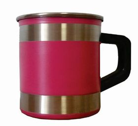 LeisureQuip - Mug With Insulated Handle 9cm - Pink