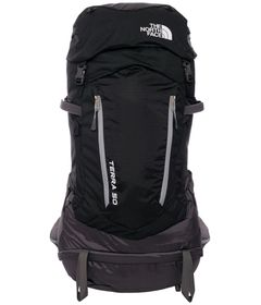 The North Face - Terra 50 - Black (Size: Small - Medium)