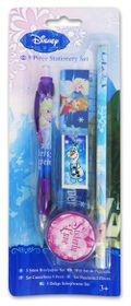 Disney Frozen Sisterly Love 5 Piece Stationery Set