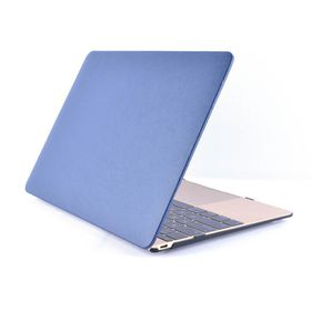 "Astrum Laptop Shell MacBook Air 13"" Leather Blue - LS330"