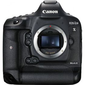 Canon 1DX MK II DSLR Body Only Black