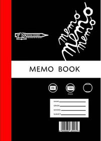Freedom Stationery 144 Page A6 Memo Book (10 Pack)