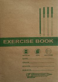 Freedom Stationery 72 Page A5 I&M Exercise Book