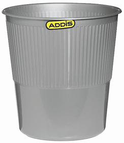 Addis Wastebin - Grey