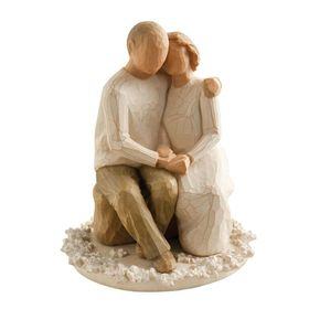 Willow Tree Cake Topper - Anniversary