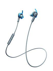 Jabra Sport Coach Wireless Bluetooth Headset - Blue & Grey