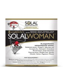 Solal Woman 120 x Capsuses Plus - 60 Softgels