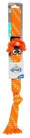 Rogz - Scrubz Small 31.5cm Oral Care Dog Toy - Orange