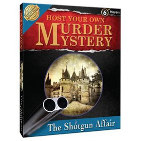 Murder Mystery Shotgun Affair