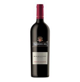 Nederburg - Wine masters Reserve Cabernet Sauvignon - Case 6 x 750ml