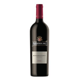Nederburg - Wine masters Reserve Shiraz - Case 6 x 750ml