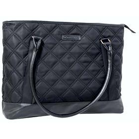 """Kingsons 15.6"""" Vogue Ladies Bags - Black"""