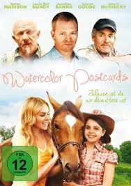 Watercolour Postcards (DVD)