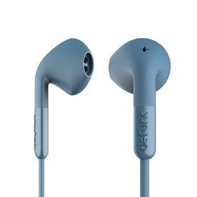 De Func +Hybrid Earphones - Blue