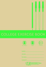 Freedom Stationery 32 Page A4 I&M College Exercise Book (20 Pack)