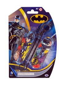 Justice League Batman Fingerboards