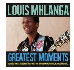 Louis Mhlanga - The Greatest Moments (CD)