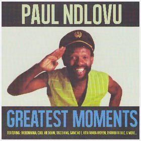 Paul Ndlovu - The Greatest Moments (CD)