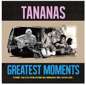 Tananas - The Greatest Moments (CD)