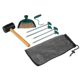 Coleman - 8 Piece Tent Kit - Green