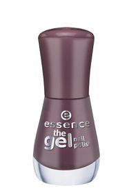 Essence The Gel Nail Polish 68 Brown