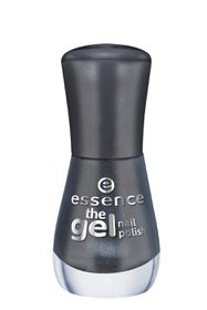 Essence The Gel Nail Polish 71 Black