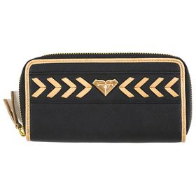 Roxy Northbound Wallet - Black