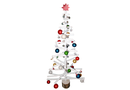 African Christmas Tree (1.8m Floorstanding) - White Washed
