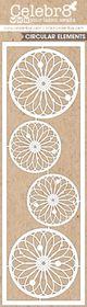 Celebr8 Matt Board Lanki - Circle Designs