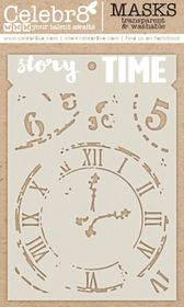 Celebr8 Mask - Story Time