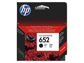 HP 652 Black Ink Cartridge-360 Pages