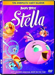 Angry Birds: Stella Season 1 (DVD)