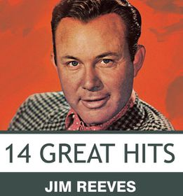 14 Greatest Hits- Jim Reeves (CD)