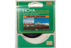 Hoya G-Series Filter Circular Polariser 62mm